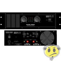 Amplificador Potência Mark Audio Mk 3.0 3000w Kadu Som
