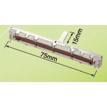 Potenciometro Deslizante Behringer - 10k X 2 (duplo)
