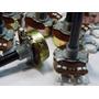Potenciômetros Linear Sem Chave 4k7 / 23 Mm