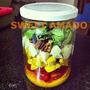10 Potes De Salada Bolo No Pote Vidro 500ml 600ml Conserva