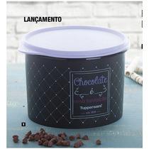 Tupperware - Tupper Caixa Bistrô Chocolate 1,3 Kg