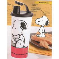 Copo Infantil Tupperware Snoopy