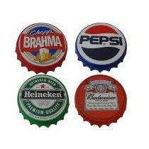 Decoração Para Cozinha Area De Churrasco Cerveja Tampa