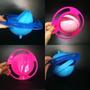 Potinho Pote Prato Mágico Gyro Bowl 360 Graus Resistente