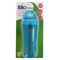 Copo Lillo Transição Bico Silicone 280ml - Azul