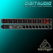 Behringer Ada 8200 - Melhor Ada 8000 Porta Adat - Digitaudio