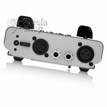 Pré Amplificador Behringer Tube Ultragain Mic200 Directbox