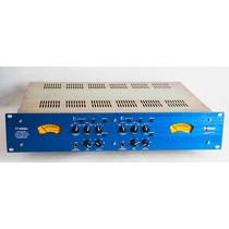 Hot Sound Vt4000/2 Preamp Valvulado Para Microfone 2 Canais