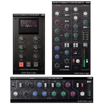Vst Waves Ssl 4000 Mixagem Masterização