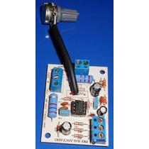 Pré-amplificador De Audio Balanceado/desbalanceado