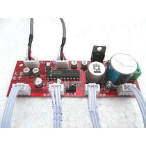 Pré Controle Tons Com Ci Lm1036 Tonal Potenciômetros Externo