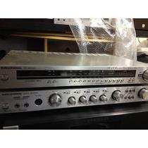 Conjunto Pré Amplificador E Tuner Grundig St6000 E Svx6000