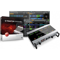Interface Time Code Traktor Scratch Audio 10 Native Pra Djs