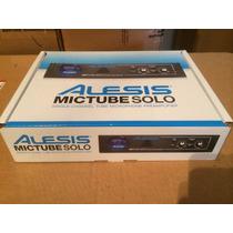 Alesis Mictube Solo Pré Amplificador Valvulado Presonus Art