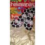 Chinelo Havaianas Flat Gum Decorado Com Strass