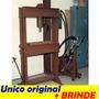 Projeto Mecânico Prensa Hidraulica 25 Toneladas + Brinde