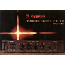Cygnus Sam-800 Manual De Instruções
