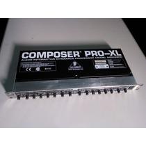 Crossover De Áudio Behringer Pro Xl Mdx 2600
