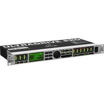 Crossover Digital Behringer Dcx2496 Ultradrive Pro 3 Canais