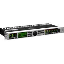 Processador Behringer Dcx 2496 #loja Dj Pro#