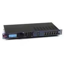 Processador De Áudio Dbx 260-frete Grátis
