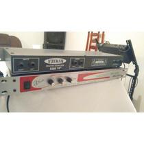 Rack Voxman Equalizer Eqx 152 + Camera De Reverb