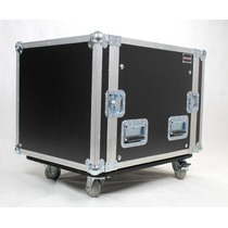 Hard Case Rack Amplificadores 12u