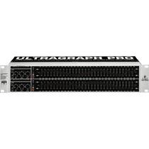 Equalizador Behringer Gráfico 31 Bandas Fbq 3102 Pro