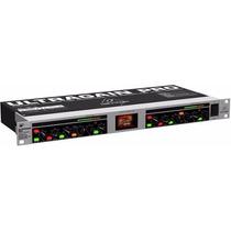 Pré-amplificador Valvulado Ultragain Pro Mic2200 Frete Sedex