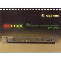 Cygnus Nr-800 Manual De Instruções