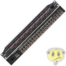 Amplificador Fone Power Play 8 Canais Phonic Pha8800 Oferta