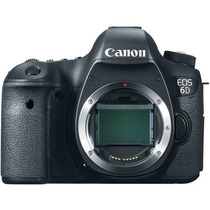 Câmera Digital Canon Eos 6d Somente O Corpo + Sd32gb