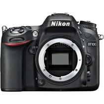 Camera Nikon D7100 + Nota + Frete Gratis + Caixa Lacrada