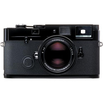 Leica Mp .72 35mm Rangefinder Manual Focus Camera Body Black