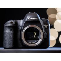 Câmera Canon Eos 6d Corpo Completa Garantia Mercadoplatinum