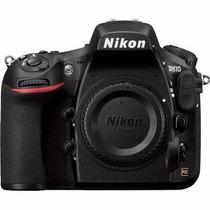 Câmera Nikon D810 Corpo - Full Frame Master Tronic Loja-sp