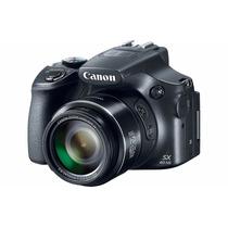 Câmera Canon Powershot Hs Sx60hs Fullhd 65x Sx 60 + Brinde