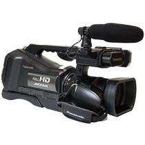 Filmadora Panasonic Ag-ac8 Fullhd Com Garantia E Nf Em Sp