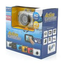 Frete Gratis Câmera Digital Sports Action Camcorder 720p Hd