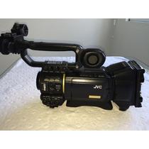 Filmadora Profissional Hd Jvc Gy-hd200 - Somente O Corpo