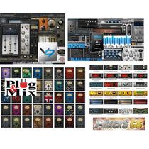 Pacote De Plug-in Vst Para Cubase, Sonar, Pro Tools Etc...