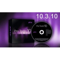 Pro Tools 10.3.10 Hd Mac + Wavesr9 + T-racks Cs 4.6