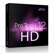 Pro Tools Hd 12 + Avid Instr. E Efeitos + Wave V9r30 Win