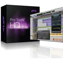 Avid Pro Tools Hd 12/11/10 (licença + Ilok2 Em 12x S/ Juros)