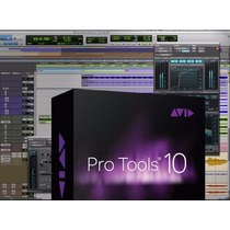 Pro Tools 10 + Pacotão De Plugins, Waves, Melodyne Windows