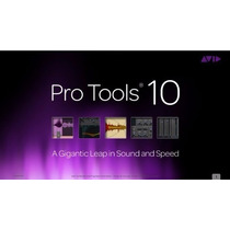 Pro Tools 10 + Waves Complete V9 - Via Download Imediato!
