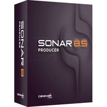Sonar 8.5 Produ Studio Com Vários Instrumentos 50,00, Fret G