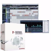 Nuendo 4 Completo + Waves 9 Full