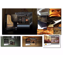 Pacote De Pianos Kontakt Samples Vst Plugin + Kontakt 5.4