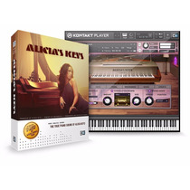 Kontakt Native Instruments Alicia Keys + Kontakt Player 5